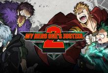 صورة الإعلان عن موعد إصدار لعبة My Hero One's Justice 2 داخل اليابان بالإضافة للكشف عن شخصية Sir Nighteye .