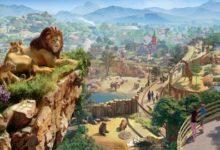 صورة عرض اطلاق لعبة Planet Zoo