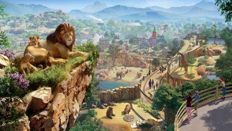 Photo of عرض اطلاق لعبة Planet Zoo