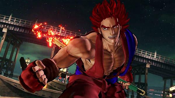SamSho Kazuki DLC 11 13 19