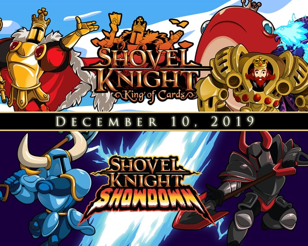 Shovel Knight Release Dates 11 12 19
