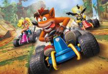 صورة الاعلان عن حدث جديد قادم للعبة Crash Team Racing