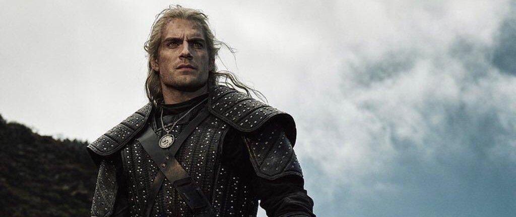 Witcher Netflix Geralt header