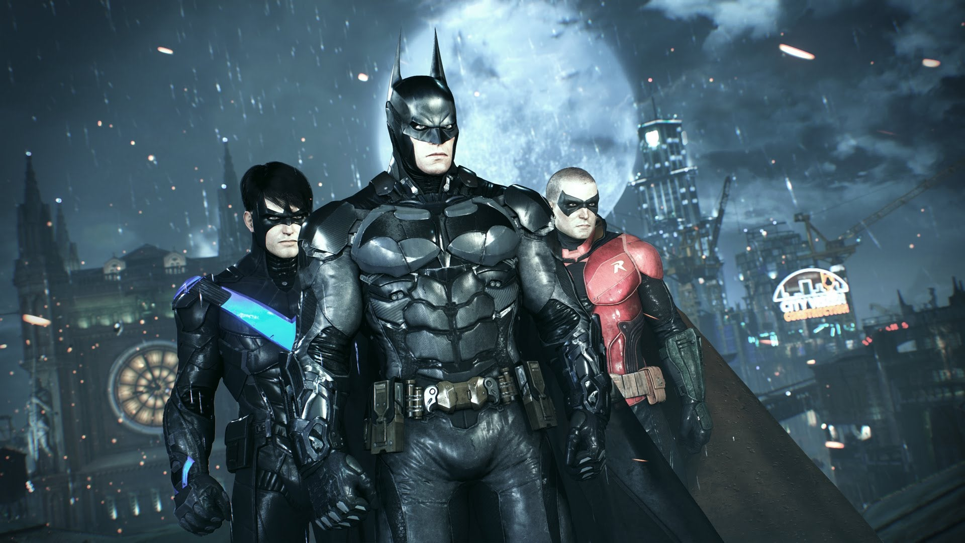 batman arkham knight sidekicks 140657