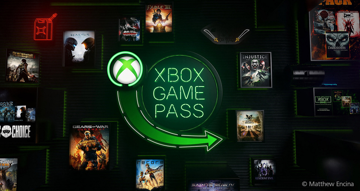 Photo of عرض دعائي جديد لخدمة Xbox Game Pass