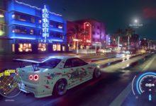 صورة استعراض لمدة 28 دقيقة للعبة السباق Need For Speed Heat