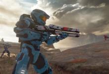 صورة عرض دعائي جديد للعبة Halo: Reach