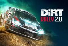 صورة نسخة مجانية من لعبة DiRT Rally 2.0 متوفرة الآن للتحميل على منصة Xbox One .