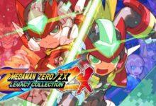 صورة تأجيل موعد إصدار حزمة ألعاب Mega Man Zero/ZX Legacy Collection لتاريخ 25 فبراير 2020 .