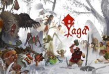 صورة عرض الإطلاق للعبة Yaga واللعبة أصبحت متوفرة الآن على منصة Xbox One