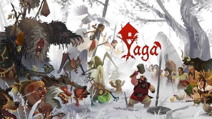 Photo of عرض الإطلاق للعبة Yaga واللعبة أصبحت متوفرة الآن على منصة Xbox One