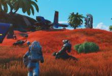 صورة تحديث جديد في طريقة للعبة No Man's Sky