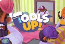 صورة لعبة Tools Up! قادمة بتاريخ 3 ديسمبر لمنصة Xbox One .