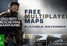 صورة نظرة على التحديث المجاني الأول للعبة Call of Duty: Modern Warfare من خلال عرض دعائي جديد .