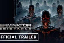 صورة استعراض جديد مطول للعبة Terminator: Resistance