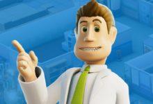 صورة تسريب موعد إصدار لعبة Two Point Hospital من خلال متجر مايكروسوفت الرقمي .