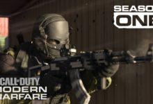 صورة للأسبوع الثالث على التوالي لعبة Call of Duty: Modern Warfare في صدارة المبيعات البريطانية .
