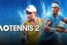 صورة حلقة جديدة من يوميات تطوير لعبة AO Tennis 2 .