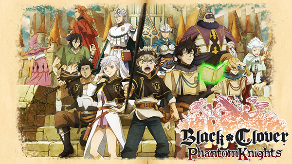 Black Clover Phantom Knights 12 06 19