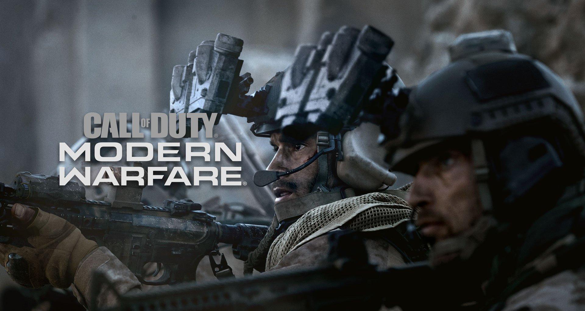 Call of Duty Modern Warfare 200 Person Battle Royale 01 Header