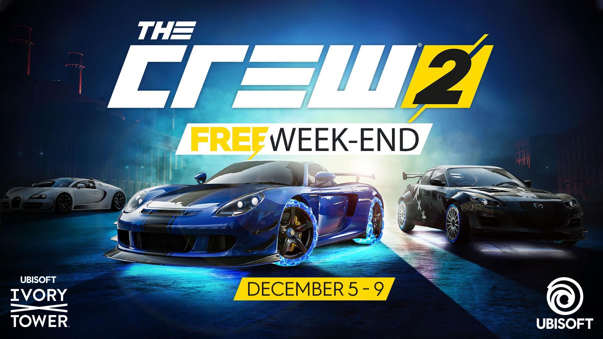 Crew2FreeWeekend