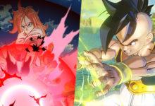 صورة الإعلان عن موعد إصدار التحديث العاشر وحزمة Ultra Pack 2 القادمين للعبة Dragon Ball Xenoverse 2 .