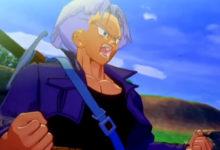 صورة نظرة على قدرات شخصية Trunks من لعبة Dragon Ball Z: Kakarot .