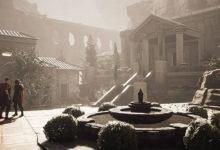 صورة تأجيل موعد إصدار لعبة The Forgotten City لشتاء عام 2020 .