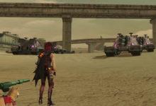 صورة العرض التشويقي الأول للعبة Metal Max Xeno: Reborn .
