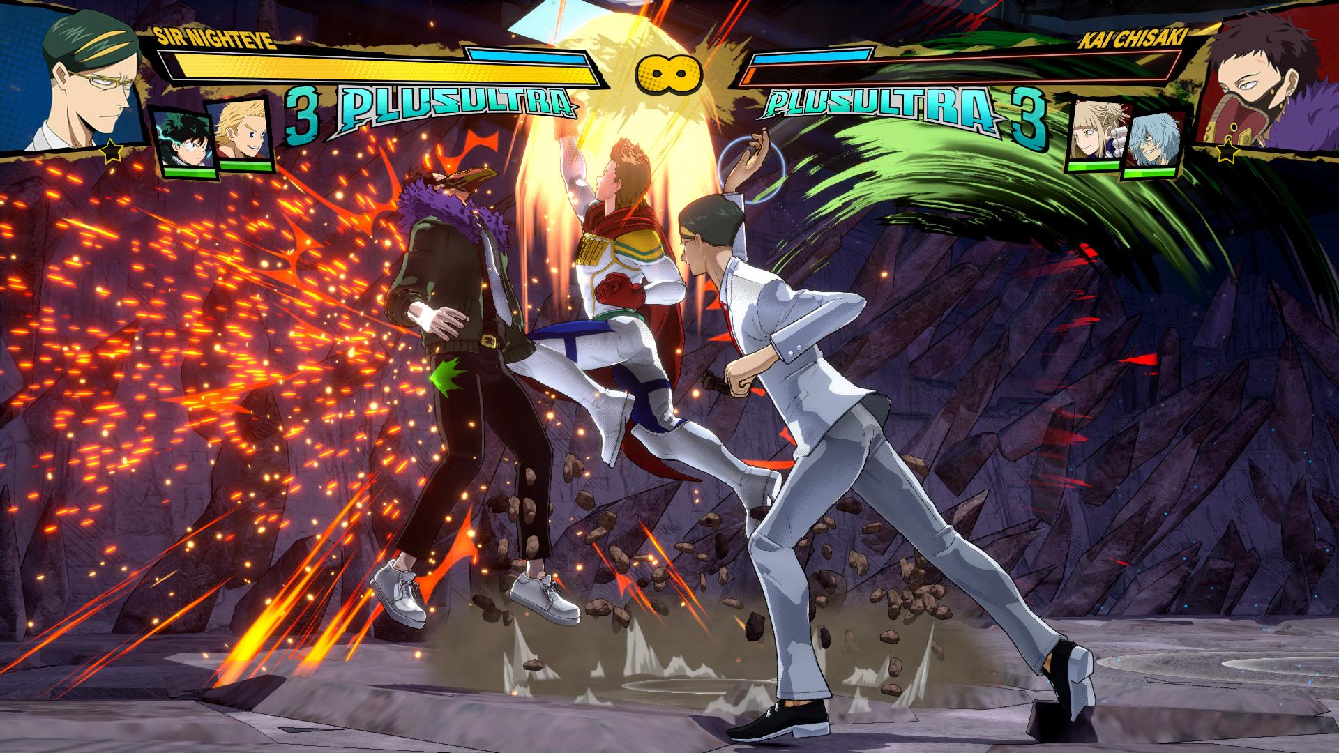 My Hero Ones Justice 2 screenshots 1