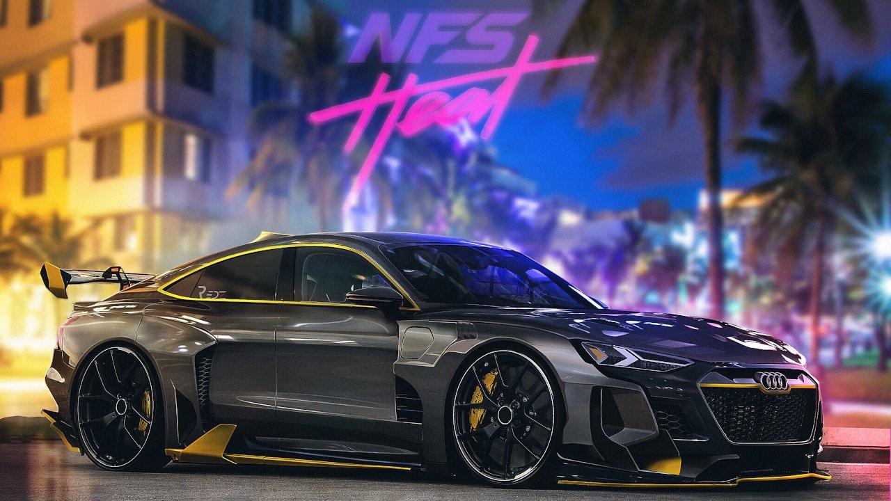 Photo of عرض دعائي جديد يفتخر بتقييمات لعبة Need for Speed Heat .