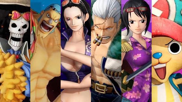 Photo of لنتعرف على مزيد من الشخصيات الموجودة بلعبة One Piece: Pirate Warriors 4 .
