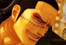 صورة لنتعرف على قدرات شخصية Crocodile من لعبة One Piece: Pirate Warriors 4 .