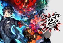 صورة استعراض مطول للعبة الاكشن Persona 5 Scramble