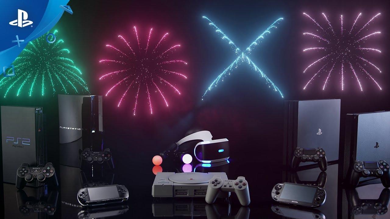 Photo of منصة PlayStation تحتفل بمناسبة مرور 25 سنة على صدورها