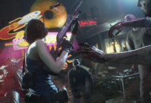 صورة عملية تطوير لعبة Resident Evil 3 Remake أوشكت على الأنتهاء .