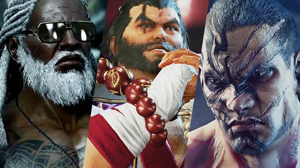 Photo of الإعلان عن شخصيات Ganryu و Fahkumram القادمة للموسم الثالث من لعبة Tekken 7 .