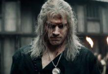 صورة عروض دعائية جديدة لشخصيات Geralt و Yennefer و Ciri من مسلسل The Witcher .
