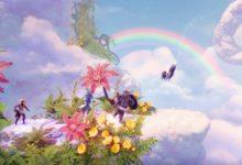 صورة المحتوى الإضافي (Toby's Dream) للعبة Trine 4: The Nightmare Prince متوفر للتحميل بشكل مجاني .