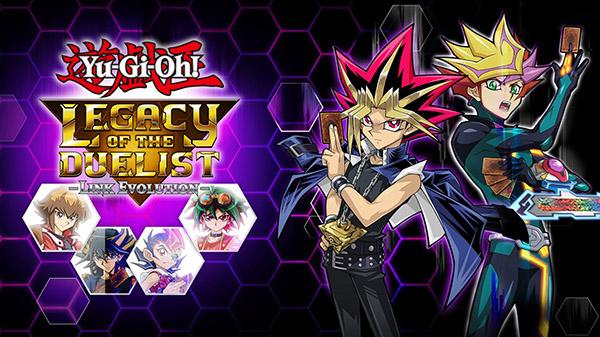 Photo of سنحصل على لعبة Yu-Gi-Oh! Legacy of the Duelist: Link Evolution على منصة Xbox One قريباً .