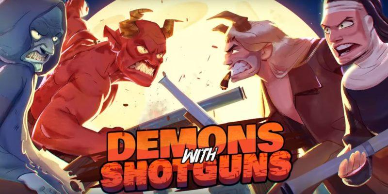 Photo of لعبة Demons with Shotguns قادمة لمنصة Xbox One بتاريخ 24 ديسمبر 2019 .
