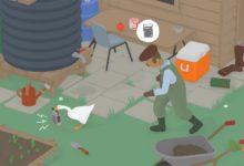 صورة إشاعة : لعبة Untitled Goose Game قادمة لمنصة Xbox One بتاريخ 17 ديسمبر .