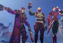 صورة حدث الشتاء يعود مرة اخرى الى لعبة التصويب Overwatch