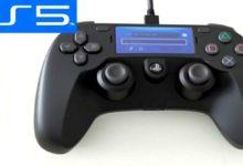 صورة هل حصلنا على النظرة الأولى ليد تحكم جهاز PS5 ؟.