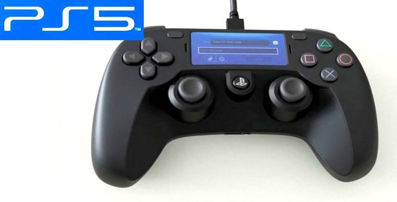 last minute patent sony ps5 controller
