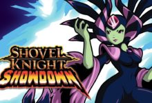 صورة عرض دعائي جديد لاحدى شخصيات لعبة Shovel Knight Showdown