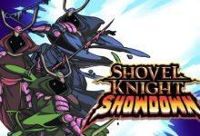صورة استعراض جديد لشخصية Liquid Samurai من لعبة Shovel Knight Showdown