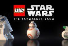 صورة عرض دعائي جديد للعبة LEGO Star Wars: The Skywalker Saga ونظرة على الأفلام الكلاسيكية للسلسلة .