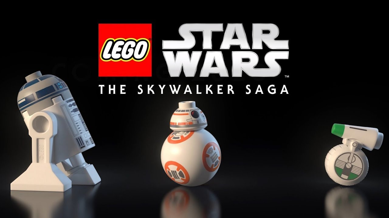 Photo of عرض دعائي جديد للعبة LEGO Star Wars: The Skywalker Saga ونظرة على الأفلام الكلاسيكية للسلسلة .