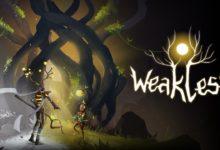 صورة تأجيل موعد إصدار لعبة Weakless على منصة Xbox One لتاريخ 13 ديسمبر .
